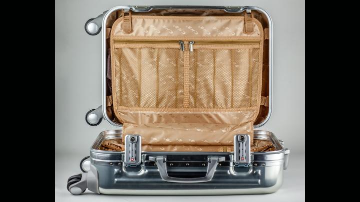 Wheeled Luggage Case