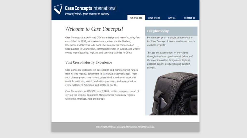 Case Concepts International