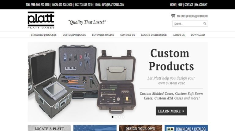 Platt Luggage, Inc.