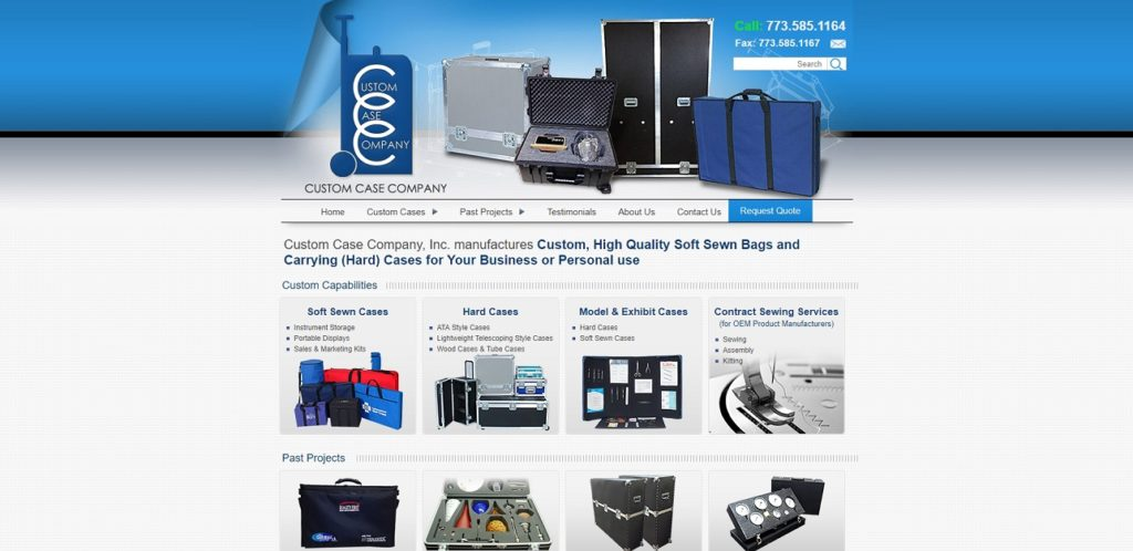 Custom Case Company, Inc.
