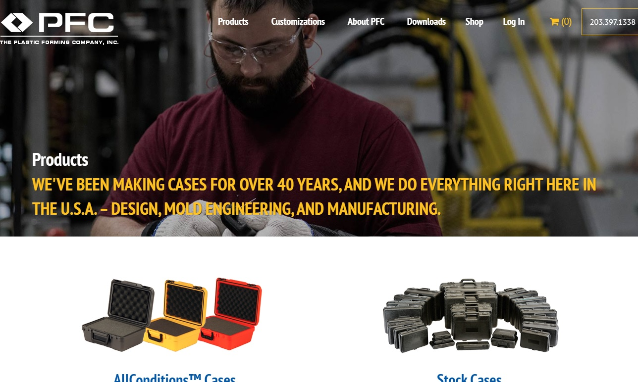 The Plastic Forming Company, Inc.